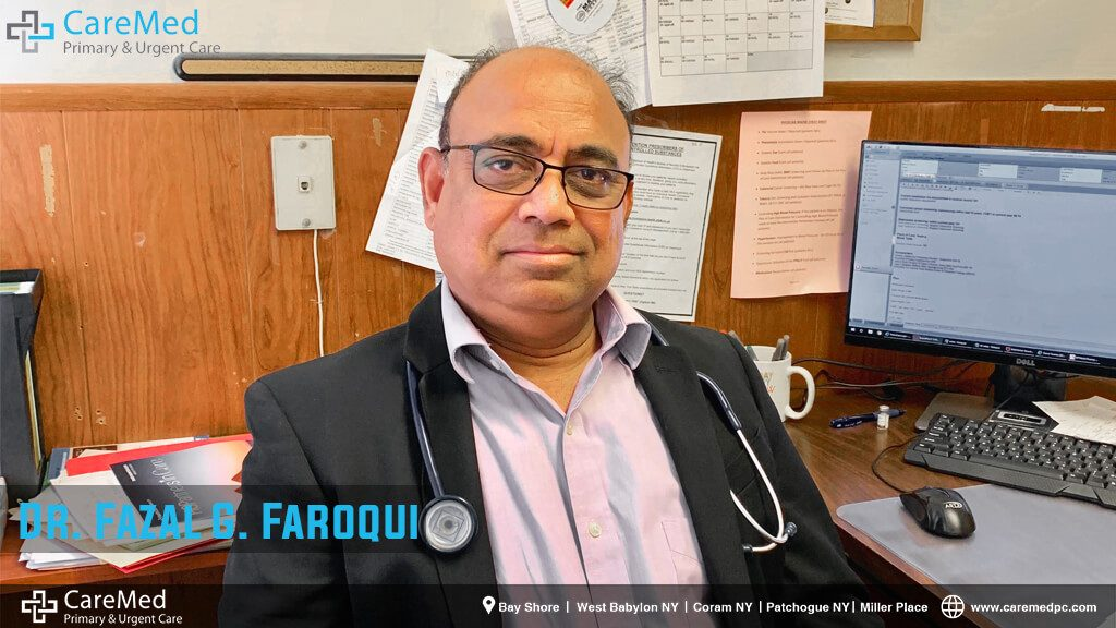 dr faroqui caremed patchogue bay shore