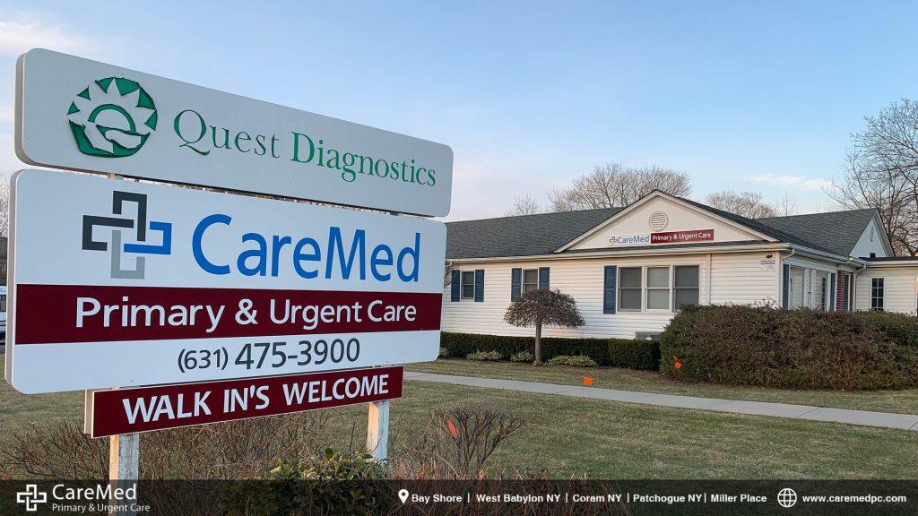 Patchogue urgent care