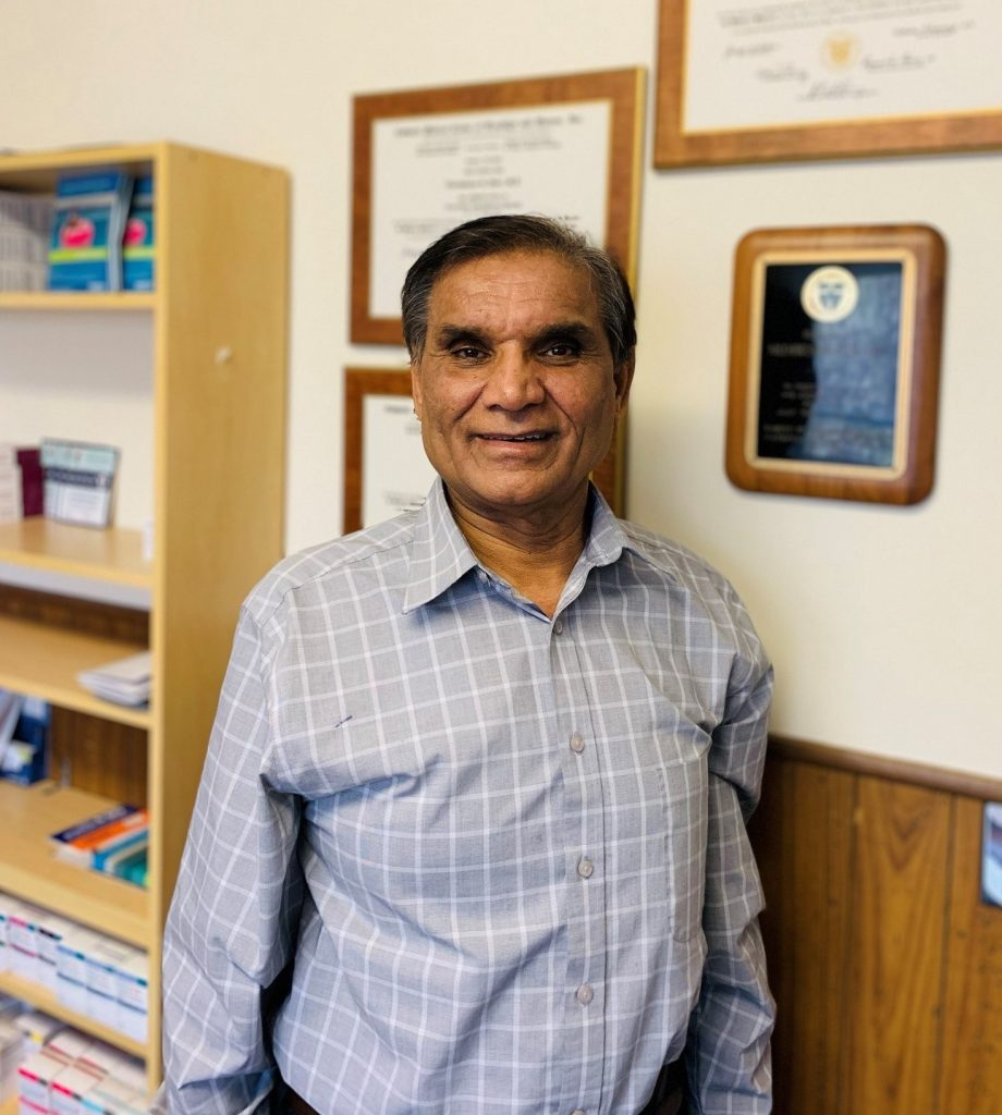 Dr. Nileshkumar Patel