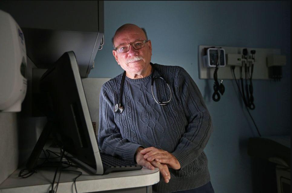 Dr. David Heckler