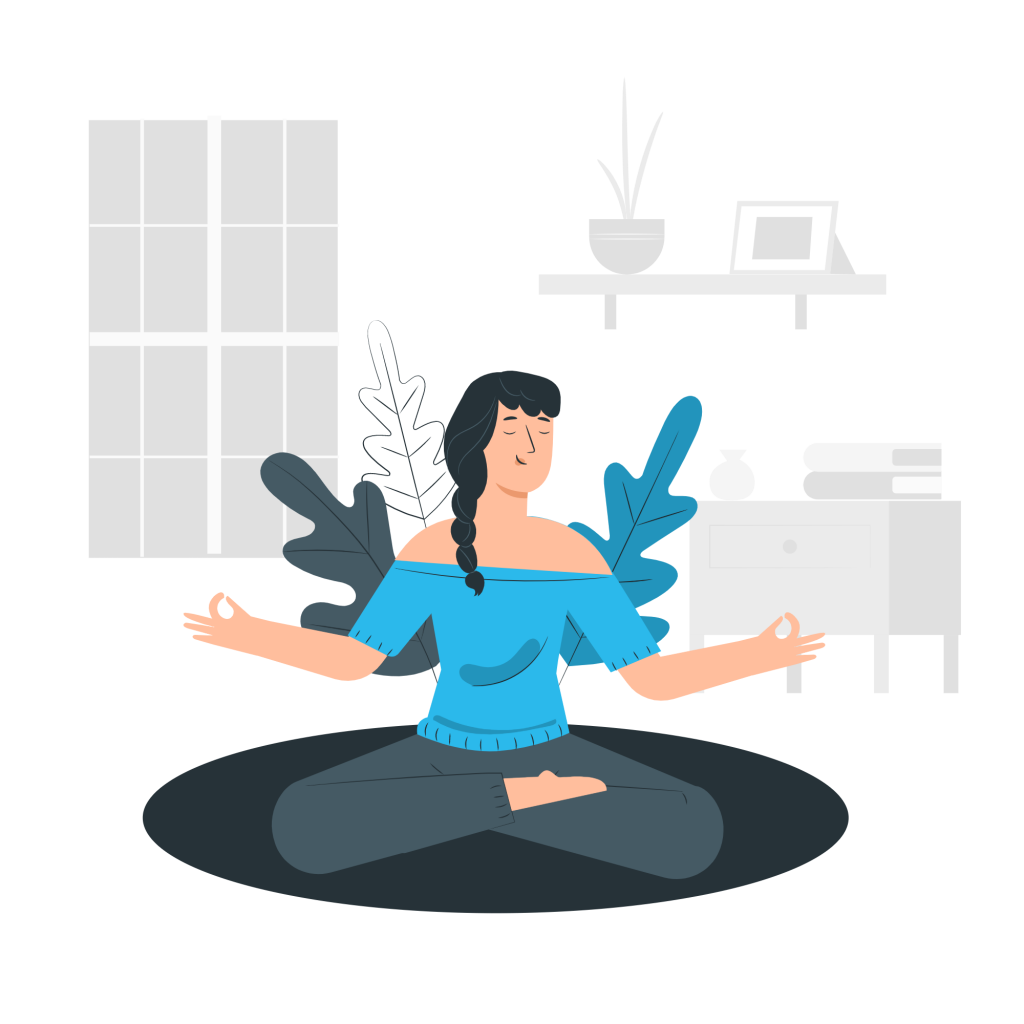 Meditation tips and steps