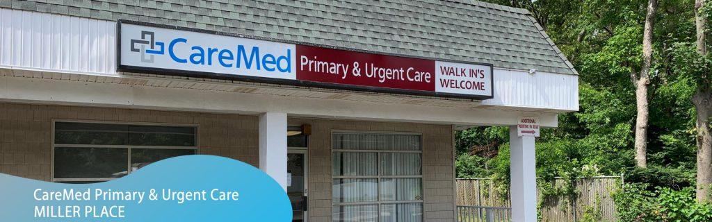 urgent care miller place