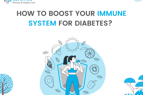 how to boost immunity with natural foods for diabetes